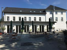 Hotelpension Pfeffermühle Schleiz
