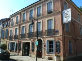 Hotel Le Luxembourg, Moissac