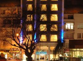 Hotel Bossinop, Синоп