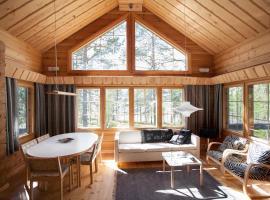 Lapland Dream Villas, Rauhala