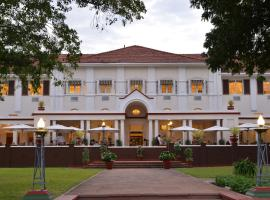 The Victoria Falls Hotel, Victoria Falls