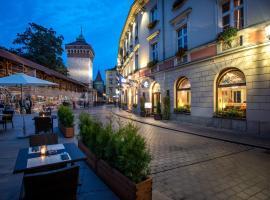 Hotel Polski Pod Białym Orłem, Krakau