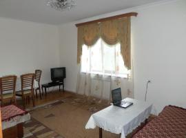 Jermuk Appartment with nice window view, Джермук