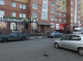 Apartment on 24-ya Severnaya, Omsk