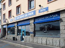 Hôtel Les Gens De Mer Brest by Poppins, Brest
