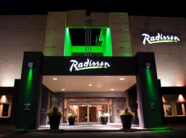 Radisson Hotel Red Deer, Red Deer