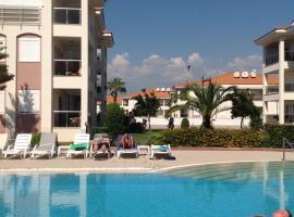 Apartment Side Antalya, Sidé