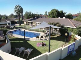 Jacaranda Holiday Units, Swan Hill