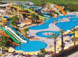 VONRESORT Golden Beach & Aqua - Kids Concept-All Inclusive, Side