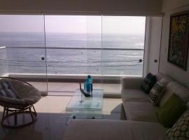 Apartamento Playa Señoritas, Punta Hermosa