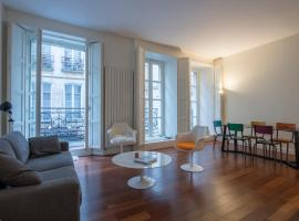 Appartement Beaubourg,