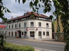 Hotel Pod Radnicí, Шумперк