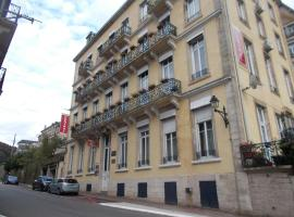 Résidence Central Hôtel, Plombières-les-Bains