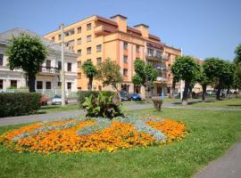 Teplice Plaza, Теплице
