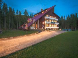 Hostel Tale - Dom Horskej Sluzby, Tale