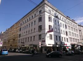 Hotel Pension Stadtpark, Wiedeń