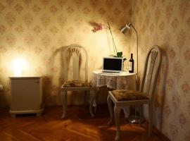 David's Apartment, 布达佩斯
