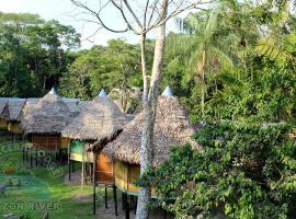 Cumaceba Amazon Lodge, San Pedro