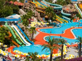 VONRESORT Golden Coast & Aqua - Kids Concept-All Inclusive, Side