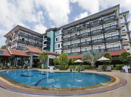Lucky Angkor Hotel & Spa, Siem Reap