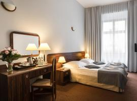 Hotel Wit Stwosz, Cracovia