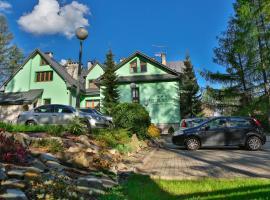 Hotel Wiosna, Rabka