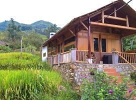 Luckydaisy Buffalo House, Сапа
