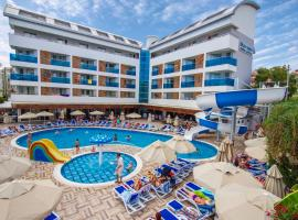 Blue Wave Suite Hotel, Alanya