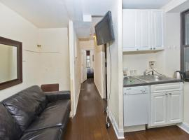 Amazing 2 Bedrooms at Theater District, Nowy Jork