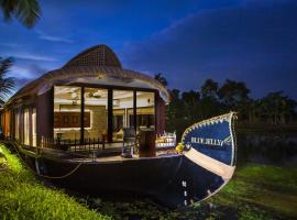 Blue Jelly Cruises, Alleppey