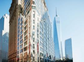 World Center Hotel, Нью-Йорк