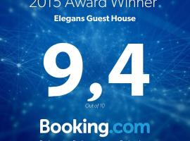 Elegans Guest House, Husyatyn