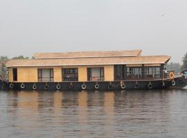 Oceanic House Boat, Alleppey