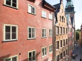 Lady Hamilton Apartments,