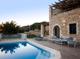 Villa Nicolas Luxury Home Plaka, Pláka