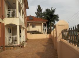 Brown Apartments, Kampala