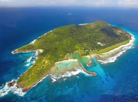 Fregate Island Private, Fregate Island