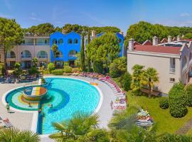 Villaggio Mare Blu, 比比翁