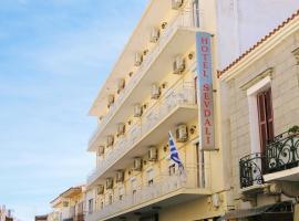 Hotel Sevdali, Mírina