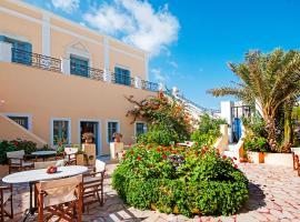 Donna's House Santorini, Pírgos