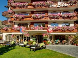 Hotel Eden Wellness, Zermatt