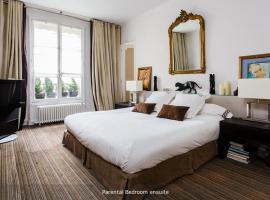 Chambres d'Hôtes dans Hôtel Particulier, Нейи-сюр-Сен
