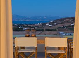 Aegean Queen Villas, Náousa