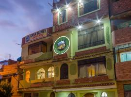 Casa Jaimes, Huaraz