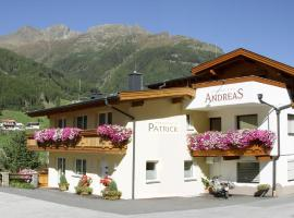 Pension Andreas, Sölden