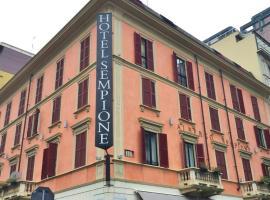 Hotel Sempione, Milan