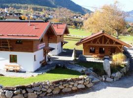 X-Alp Lodges, Sautens