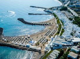 Knossos Beach Bungalows & Suites, Kokkíni Khánion