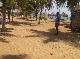 Coco Beach Chez Antoine, Baguida