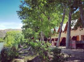 Ágata Cabañas, Valle Grande